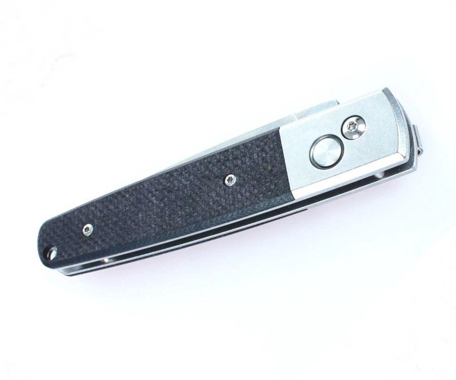 Нож складной Ganzo G7212-BK черный