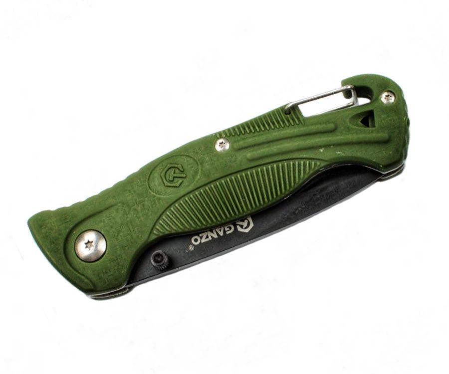 Нож складной Ganzo G611g зеленый