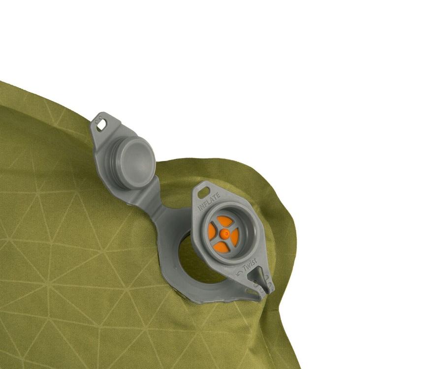 Самонадувний коврик Sea to Summit Self Inflating Camp Mat Regular Olive