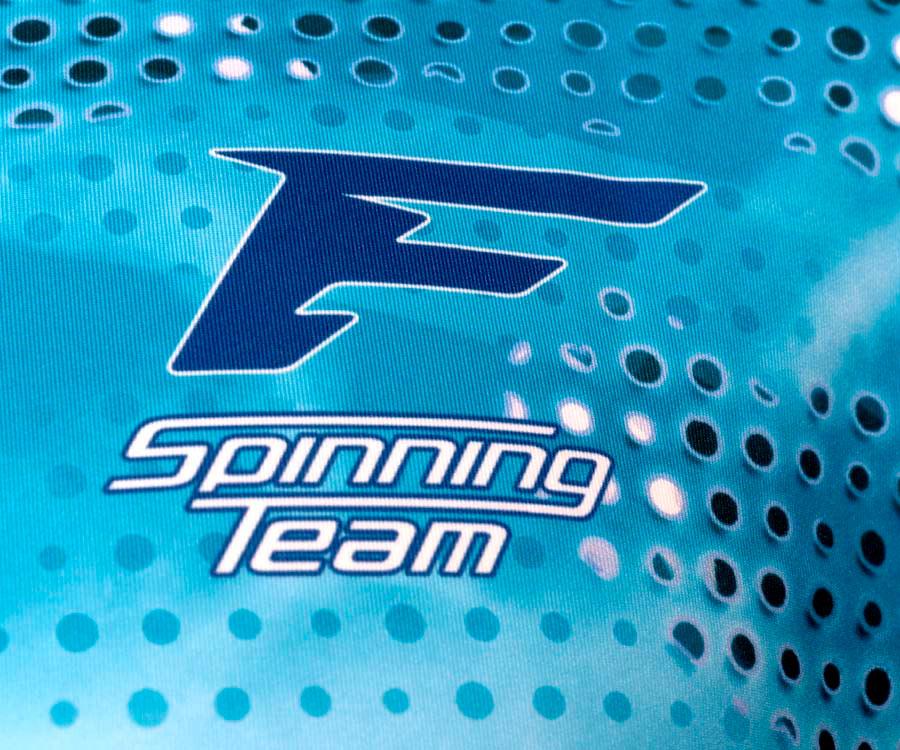 Джерси Flagman Jersey F2 Blue Camo 2XL