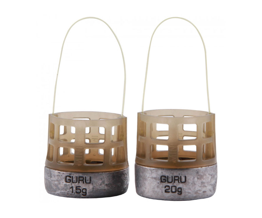 Кормушки Guru X-Change Distance Feeder Cage Mini 15+20г