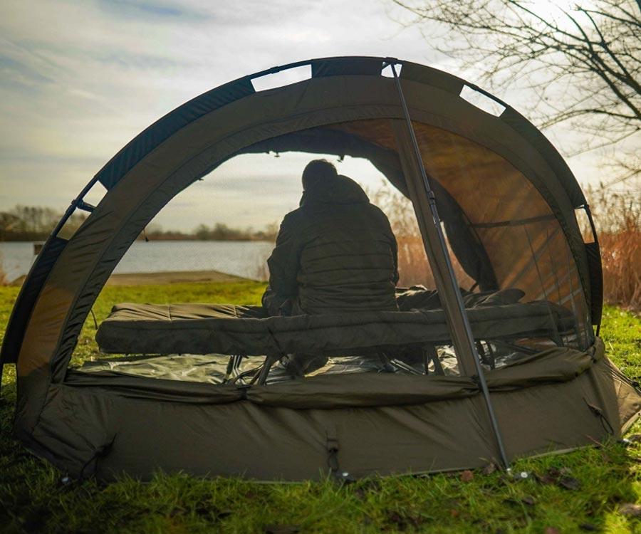 Палатка Avid Carp Ascent Bivvy 1 Man