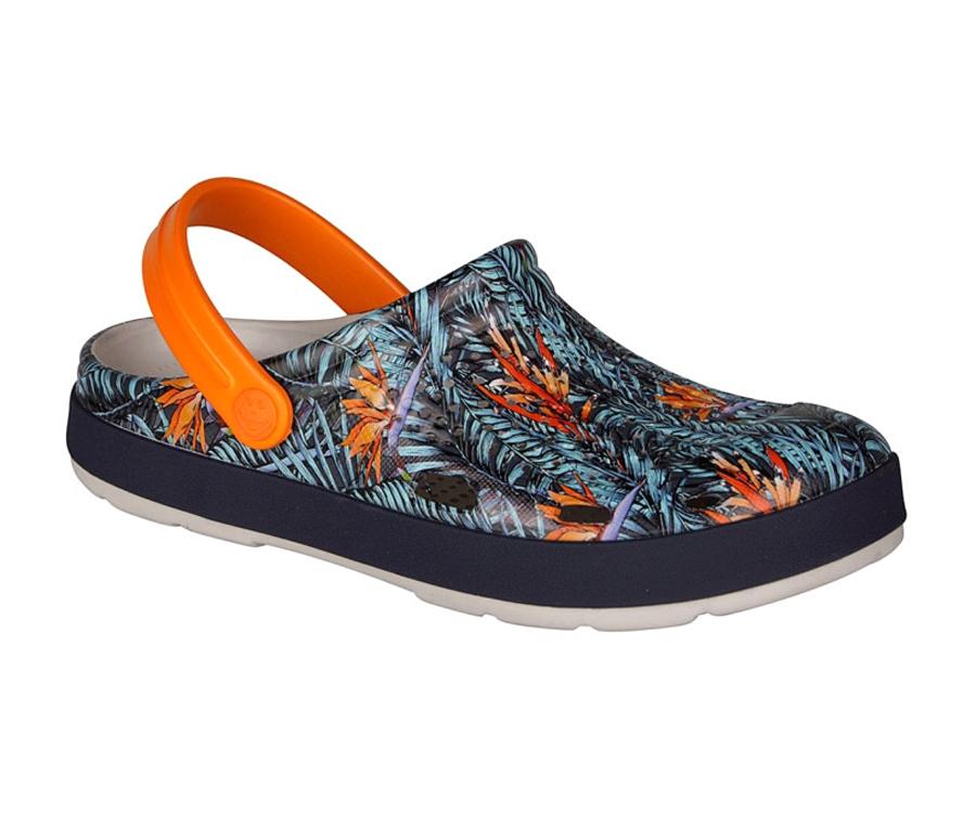 Купить Обувь, Сабо Coqui 6403 Stone Tropical 43
