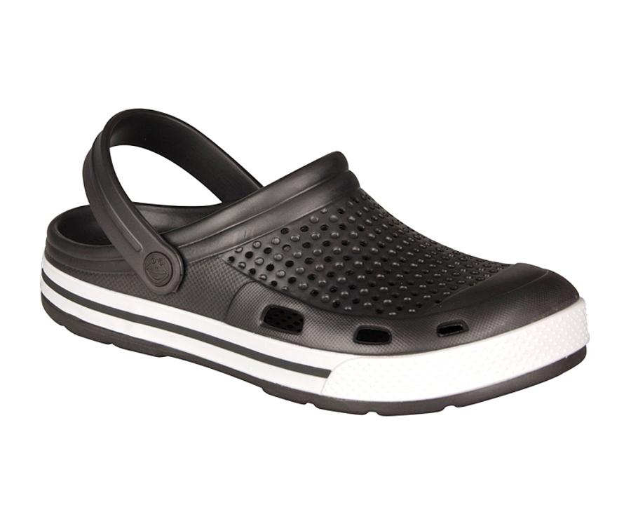 Купить Обувь, Сабо Coqui 6403 Antracit White 43
