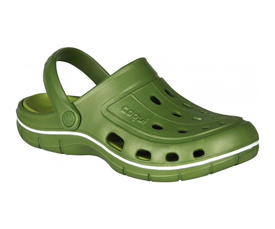 Купить Обувь, Сабо Coqui 6351 Kale Green 43