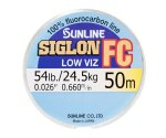 Флюорокарбон Sunline SIG-FC 50м 0.660мм