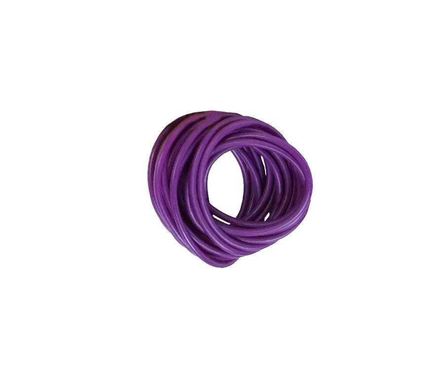 Амортизатор для штекера Preston Hollo Elastic Size 19h Purple