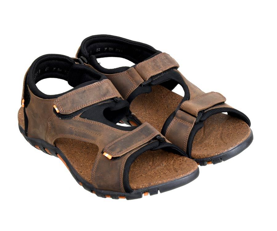 Обувь, Сандалии треккинговые Flagman Brown 43  - купить со скидкой