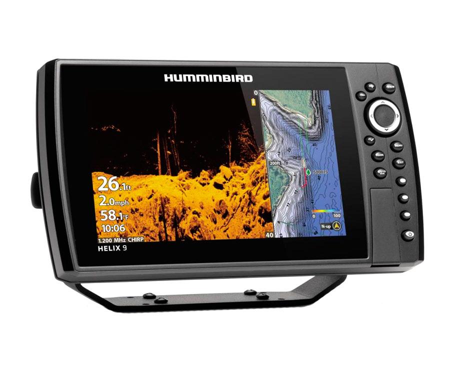 Эхолот Humminbird Helix 9x Chirp Mega SI + GPS G3N