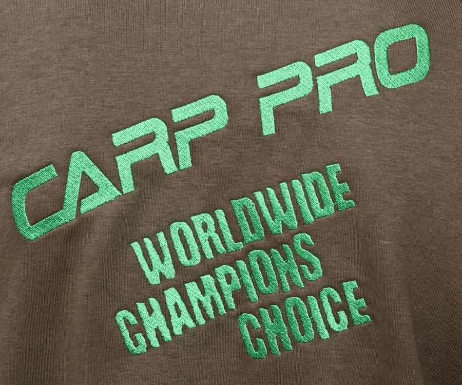 Толстовка Carp Pro на молнии Khaki/Camo XL