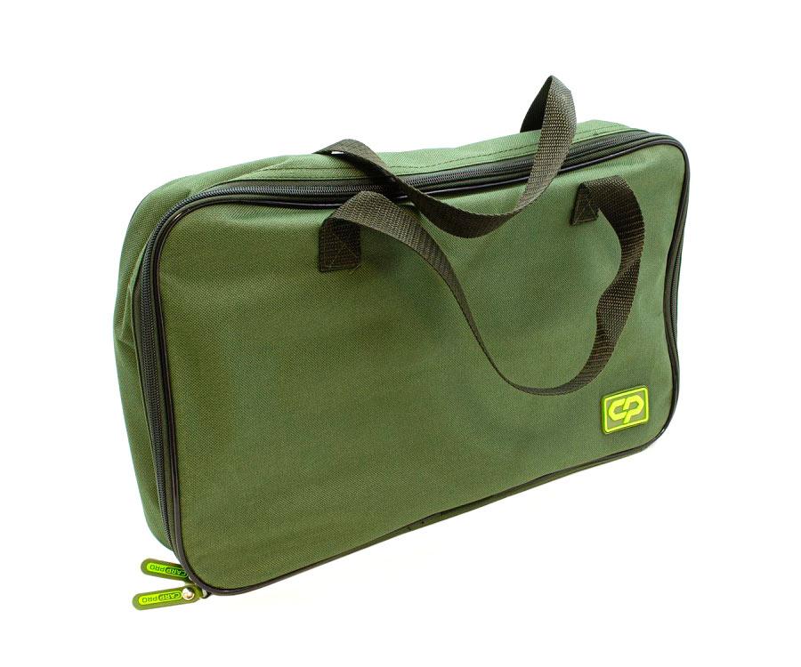carp pro Набір з двох стійок і двух буз-барів Carp Pro Buzz & Sticks Kit In Bag