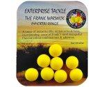 Искусственные бойлы Enterprise Tackle Boilie Yellow Pineapple&N-Butyric Acid 10мм
