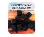 Плавающая искусственная насадка Enterprise Tackle Zig Rig Surface Baits Black