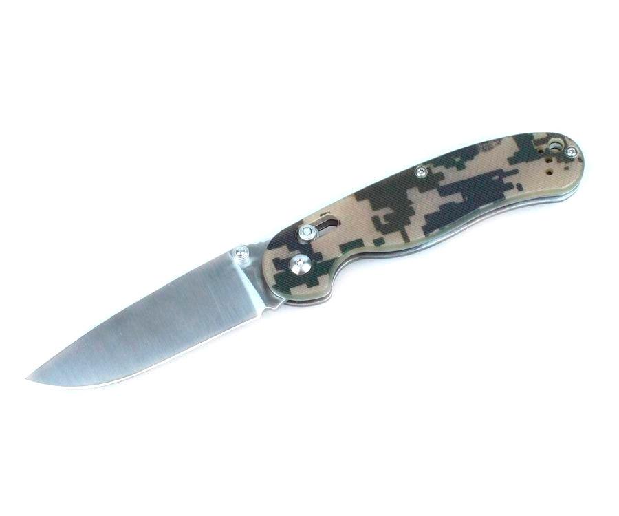 Нож складной Ganzo G727M-C камуфляж