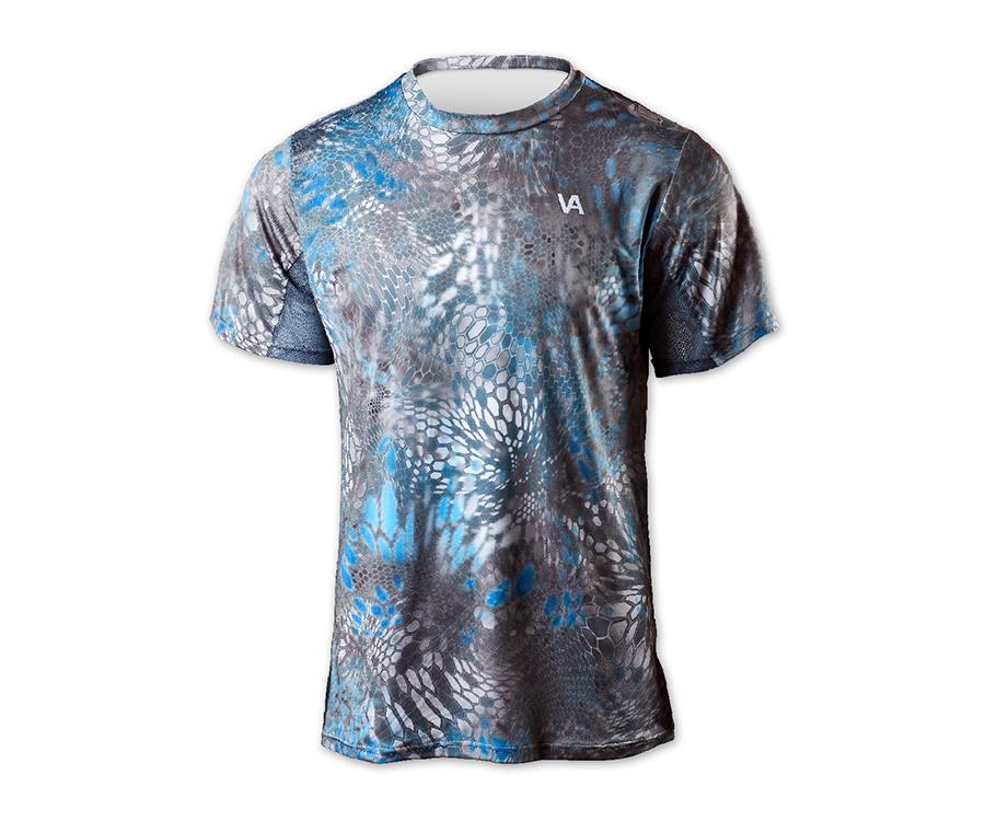 Купить Футболки, Футболка женская Veduta Air серия Reptile Skin Blue XS