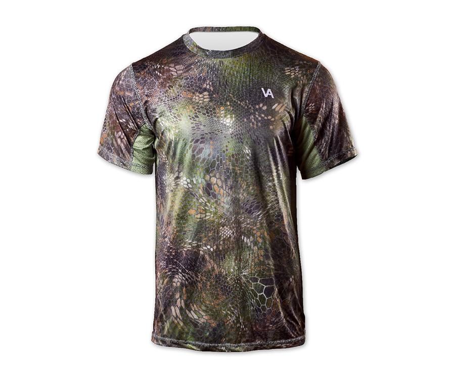 Купить Футболки, Футболка женская Veduta Air серия Reptile Skin Forest Camo XS