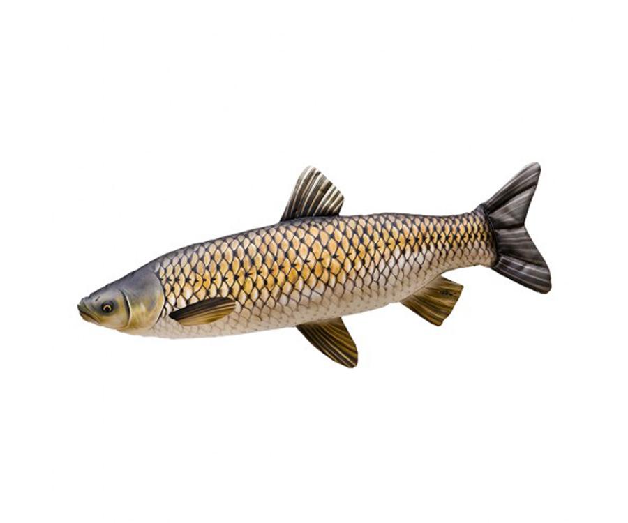 Подушка 3KBaits Рыба Амур 106 х 46см