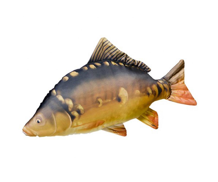 Подушка 3KBaits Рыба Зеркальный карп 90 х 55см