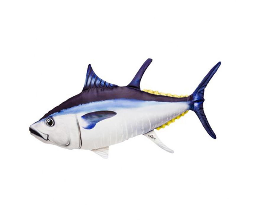 Подушка 3KBaits Рыба Тунец 65 х 30см