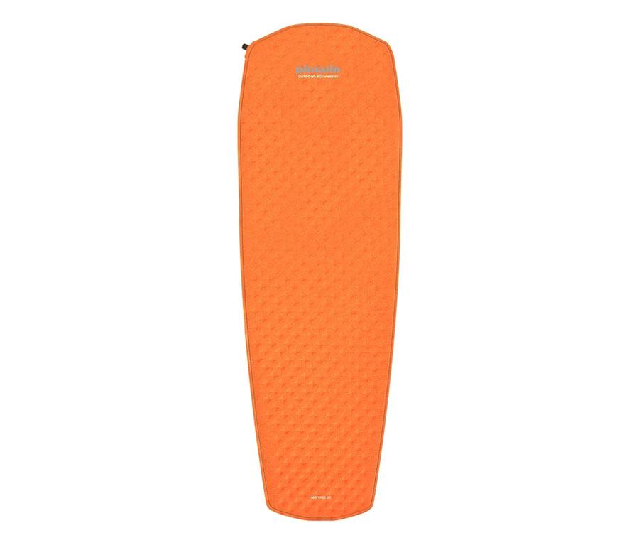 Самонадувающийся коврик Pinguin Matrix 25 Orange