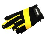 Перчатки Owner Meshy Glove 3 Finger Cut Assort 9642 M Yellow
