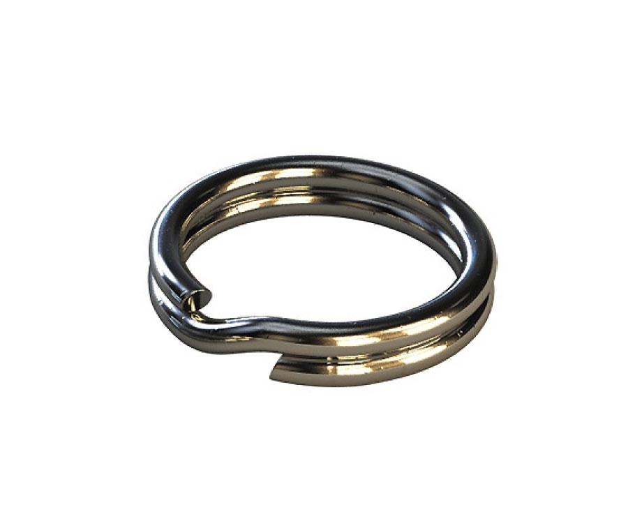 Кольца заводные Owner Split Ring FIine Wire 52804 №1 24шт.