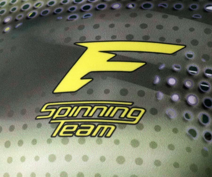 Джерси Flagman Jersey F1 Green Camo 3XL