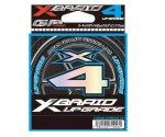 Шнур плетеный YGK X-Braid Upgrade X4 150м #0.25