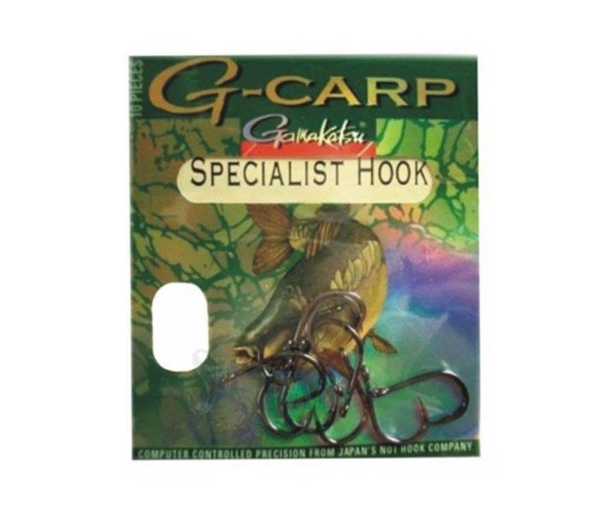 Крючок Gamakatsu G-Carp Specialist №8