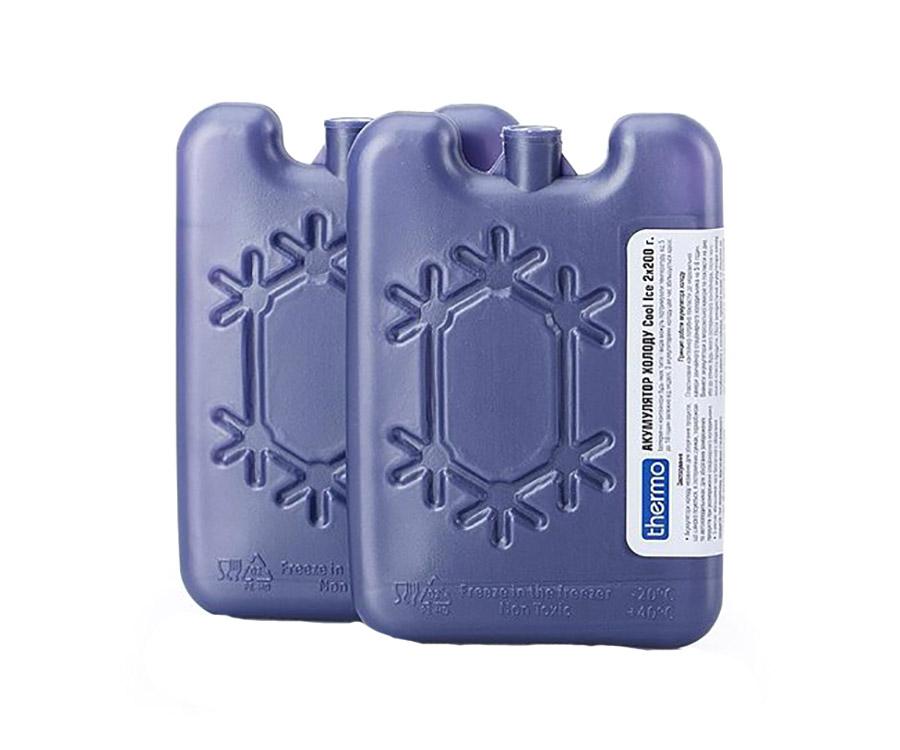 Аккумулятор холода Thermo Cool-ice 2х200г