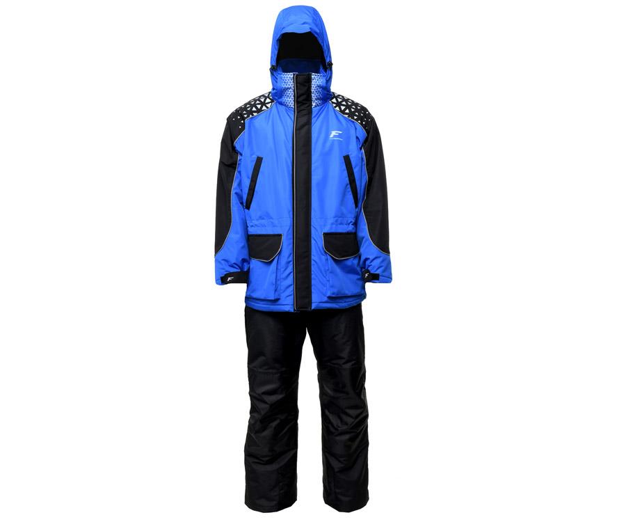 Костюм зимний мембранный Flagman Hot Armour Blue/Black XL