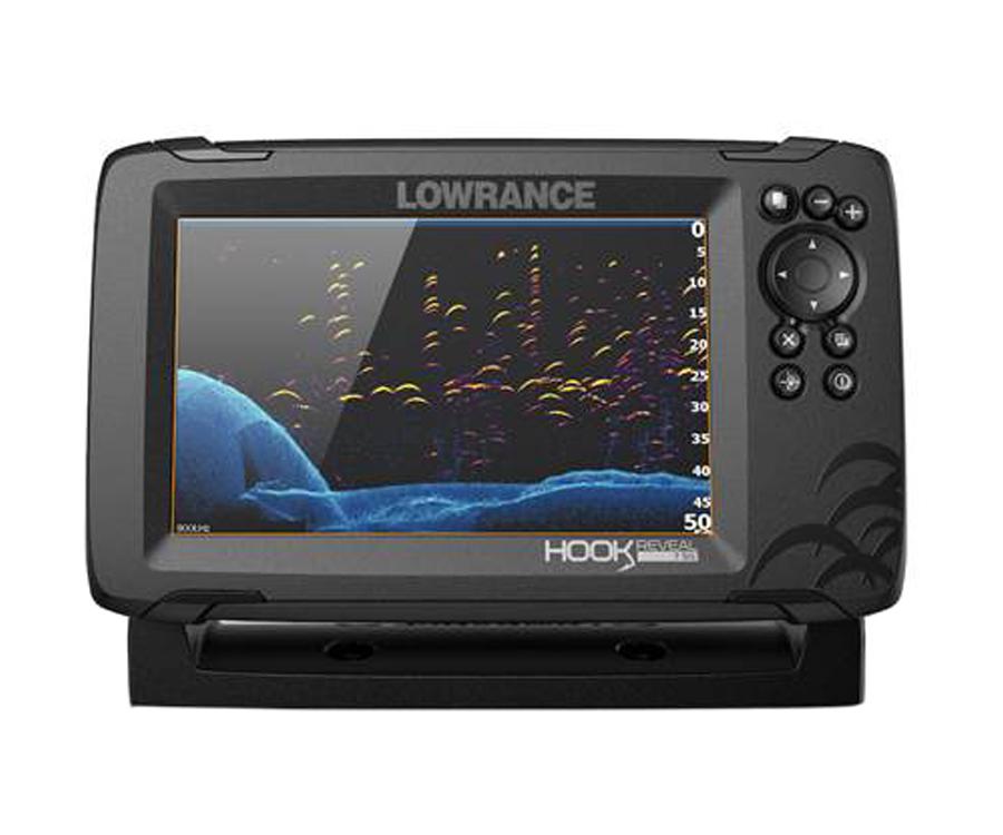 Эхолот Lowrance Hook Reveal 7 83/200 SplitShot