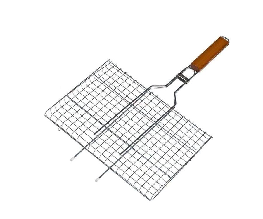 Двойная решетка-гриль Grill Me BQ-022