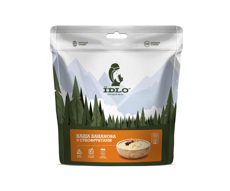 Гранола ореховая ЇDLO с сухофруктами 100г