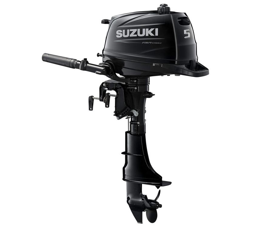 Лодочный мотор Suzuki DF 5 AS