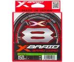 Шнур плетеный YGK X-Braid Braid Cord X8 150м #0.4