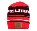 Шапка Azura красная