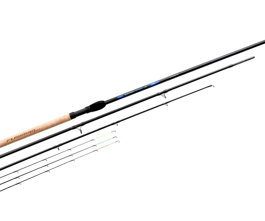 Фидерное удилище Flagman Sherman Pro Feeder New Generation 3.75м 100г