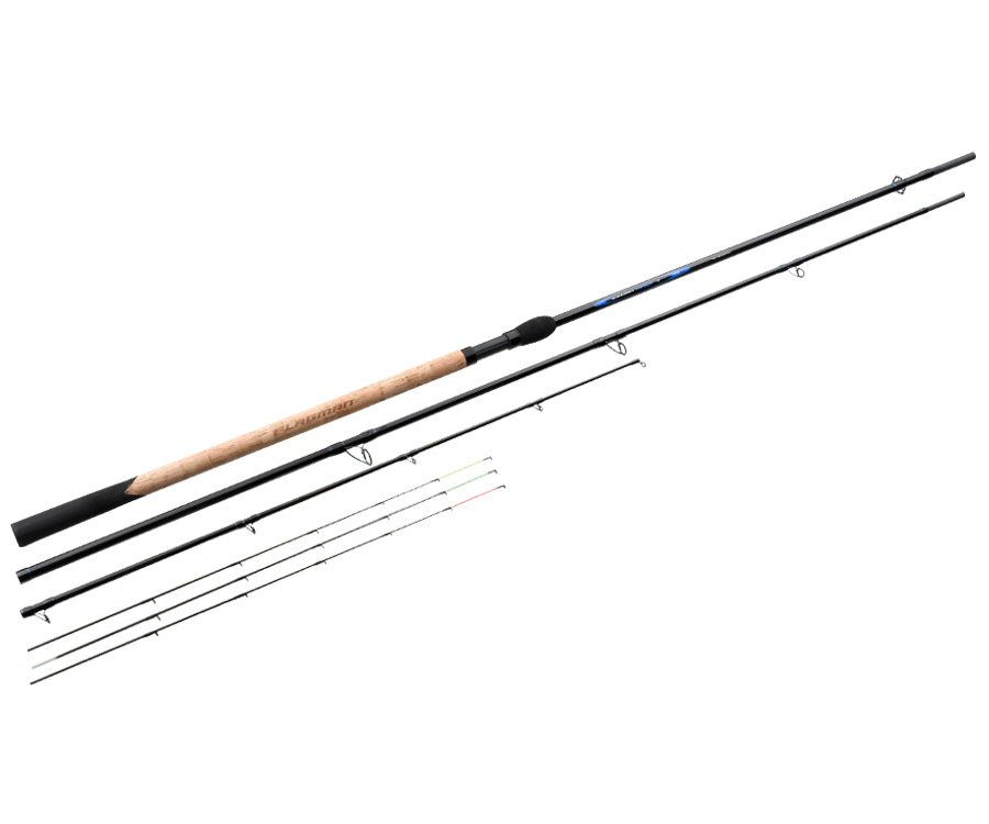 Фидерное удилище Flagman Sherman Pro Feeder New Generation 3.9м 120г