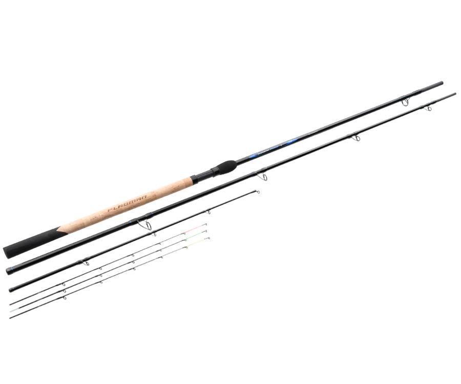 Фидерное удилище Flagman Sherman Pro Feeder New Generation 3.6м 100г