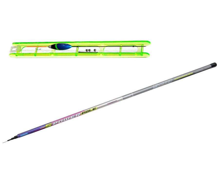 Набор поплавочный Flagman S-Power Pole 5м