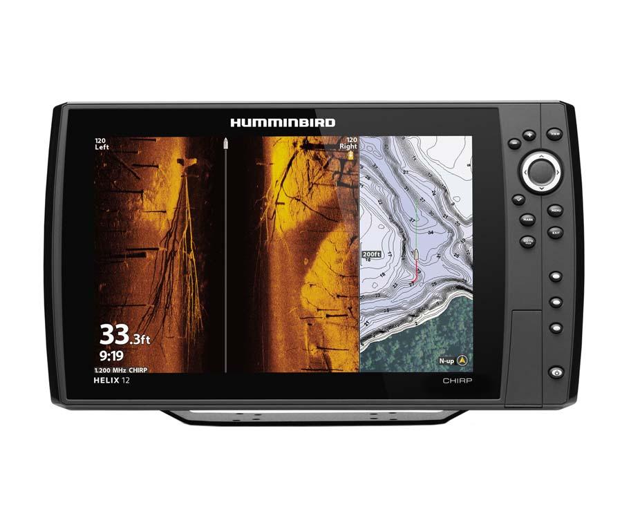 Эхолот Humminbird Helix 12 Chirp Mega SI+ GPS G4N