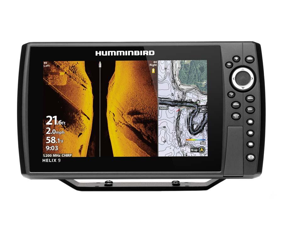 Эхолот Humminbird Helix 9 Chirp Mega SI+ GPS G4N