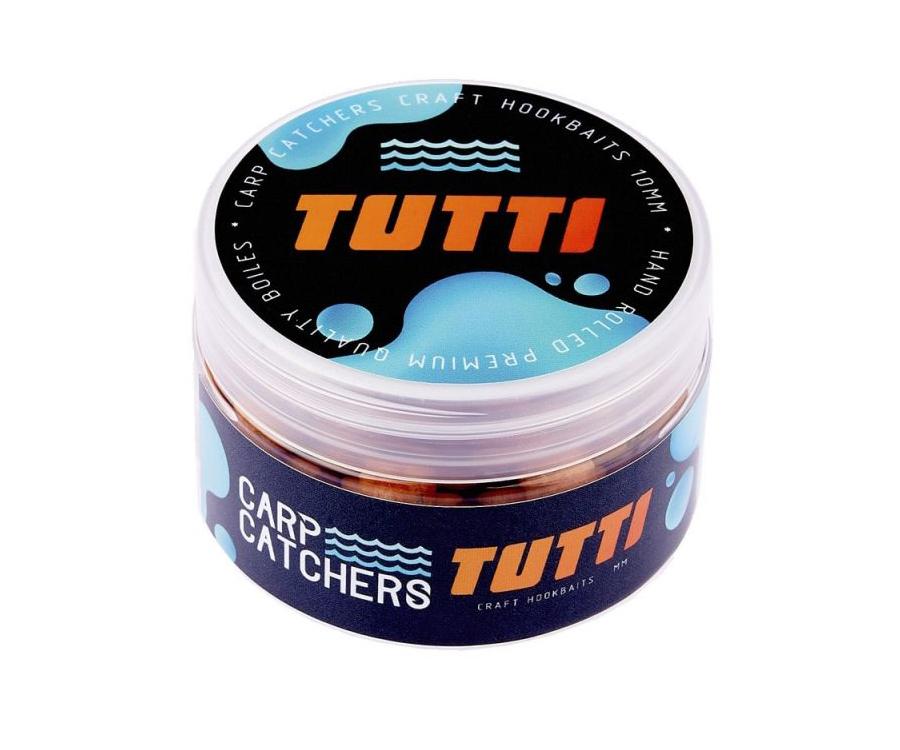 Бойлы тонущие Carp Catchers Craft Hookbaits Tutti 14мм