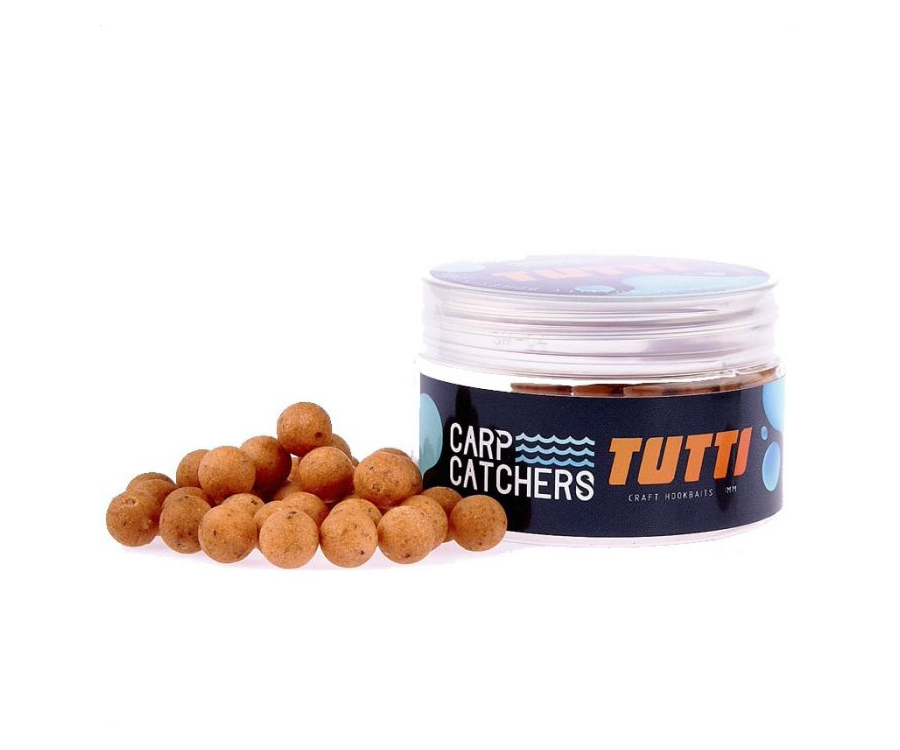 Бойлы тонущие Carp Catchers Craft Hookbaits Tutti 18мм