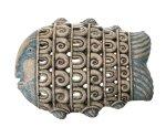 Керамическое панно-светильник Keramus Рыба настенная L