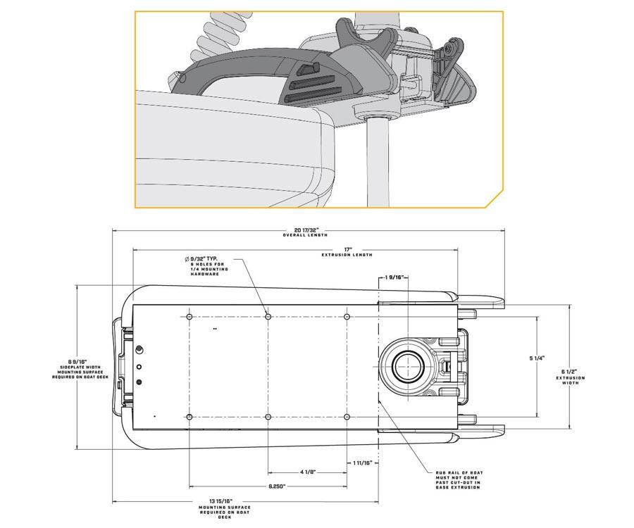 Лодочный мотор электрический Minn Kota RT-Terrova 1363741