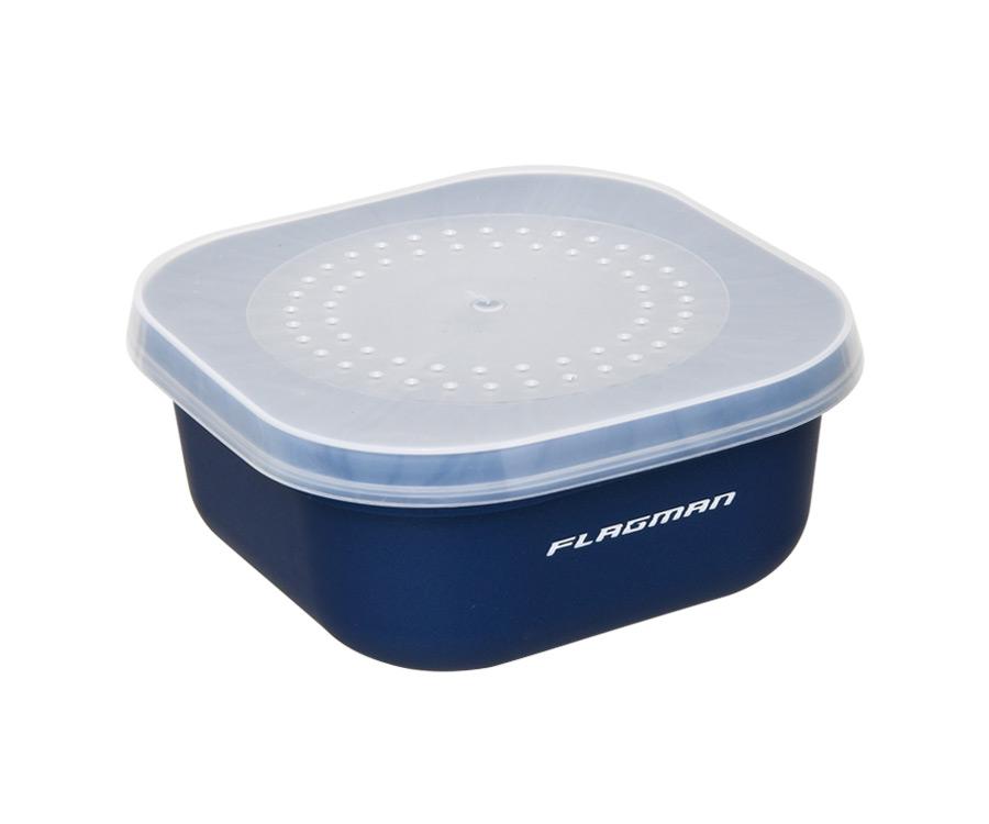 Коробка для насадок Flagman Blue 0.5л