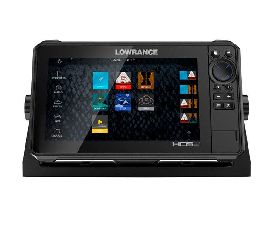 Эхолот-картплоттер Lowrance HDS 9 Live