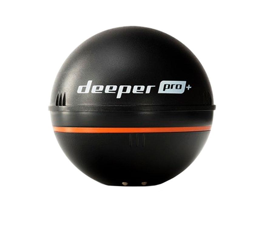 Эхолот Deeper PRO+WiFi+ GPS